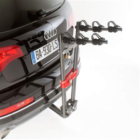 porte velo sur voiture porte vlo suspendu compact le porte vlo mottez pour 3 vlos