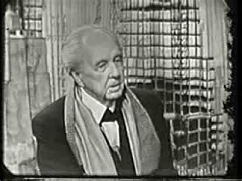 frank lloyd wright biography youtube frank lloyd wright carl sandburg and thomas jefferson