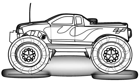 big car coloring page free coloring page free large images
