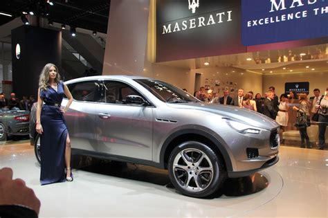 maserati kubang black officially official maserati reveals the new kubang