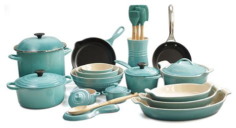 kitchen cookware bakeware le creuset 26 complete kitchen cook and bakeware set