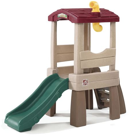 step2 naturally playful swing set step2 naturally playful lookout treehouse ebay