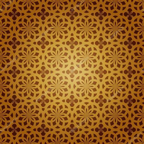 islamic seamless pattern vector seamless geometric islamic art pattern stock vector