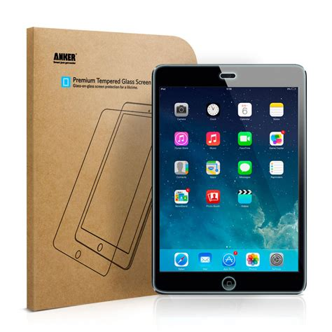 My User Tempered Glass Mini 2 Or 3 Or 4 Clear anker tempered glass screen protector for mini