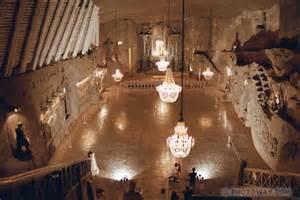 Church Chandeliers Kinga Chapel Photos Kinga Chapel Photo Wieliczka Poland