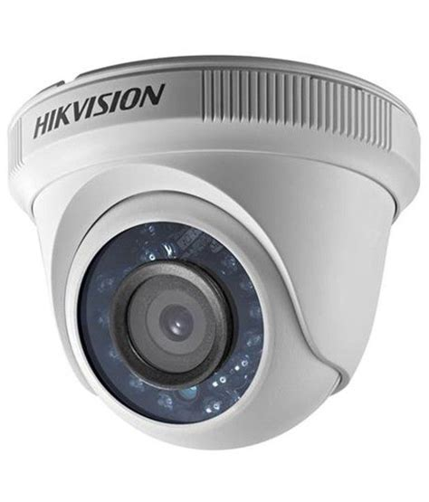 Cctv 2mp Hdtvi Turbo Hd Outdoor hikvision turbo hd ir dome 2mp ds 2ce56d1t ir price in india buy hikvision turbo hd ir dome