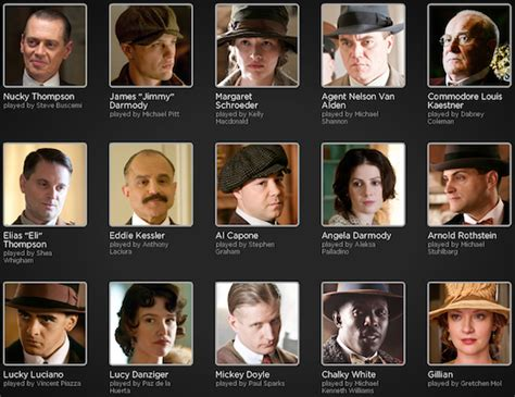 who plays the maon character in empire my life without boardwalk empire square eyed