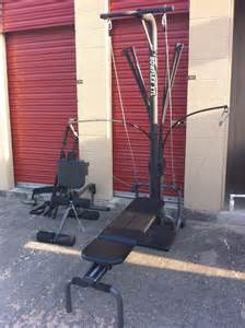 bowflex power pro xtl home ebay