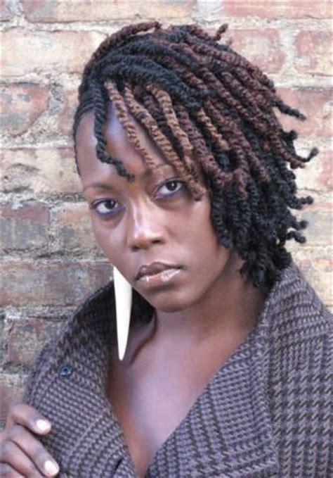 mwahahwk hairstule done using kinky 114 best kinky twist images on pinterest hair dos