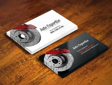 Mechanic Business Cards auto mechanic business cards design by qcolors business