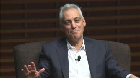 Lottery Winner Wants To Attend Stanford Mba by Rahm Emanuel Wants Dems To Care Less About Being Right