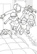 we re going on a bear hunt coloring page free printable