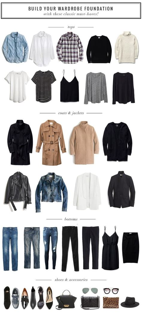8 Great If Unfashionable Wardrobe Favourites by Fashion File Closet Staples That Make A Great Wardrobe