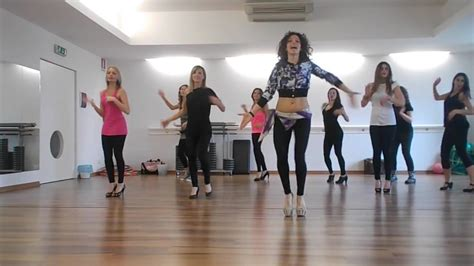 video tutorial zumba fitness mentirosa tutorial zumba fitness salsa choreo official chore