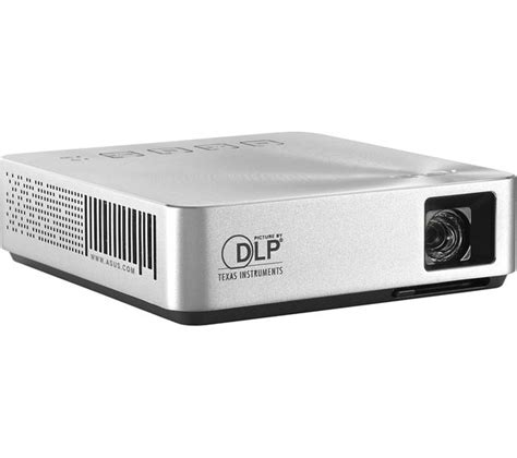 Asus S1 Portable Led Projector buy asus s1 throw portable projector free delivery currys