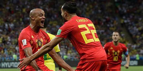 jadwal siaran langsung prancis  belgia  semifinal piala dunia  bolanet