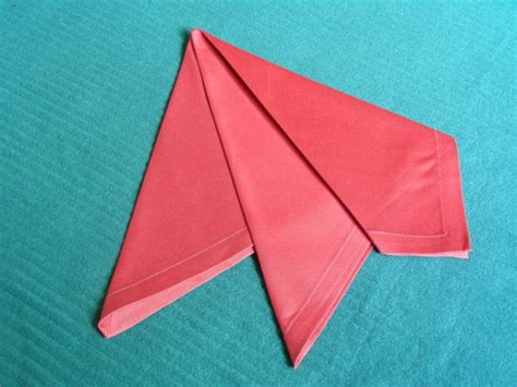 Folding Serviettes Paper - serviette napkin folding the fold recipe genius