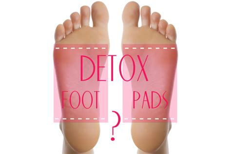 Do Detox Food Pads Really Work by Foot Patches For Detox Detox Foot Pads