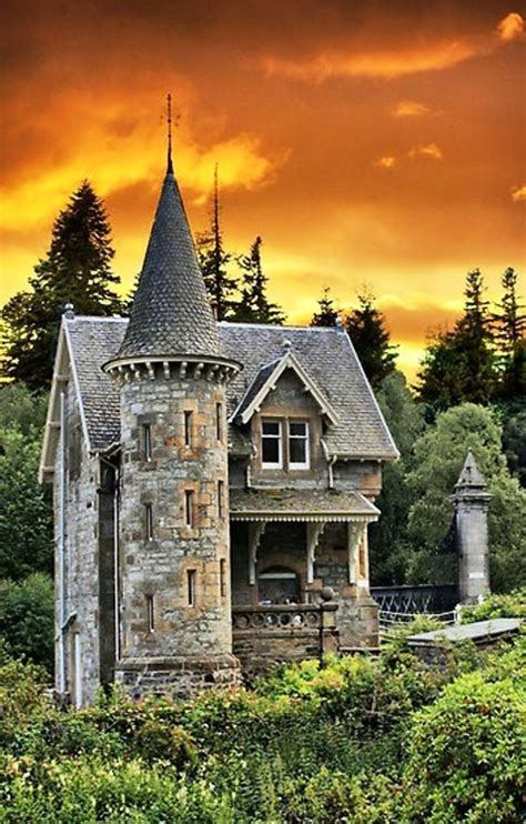 Cottage And Castles by Tale Inspired Homes