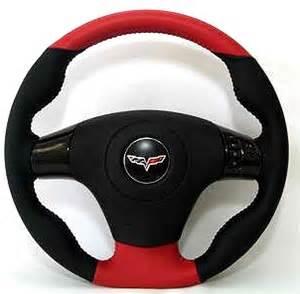 Steering Wheel For C6 Corvette C6 Corvette D Style Leather Steering Wheel Rpidesigns