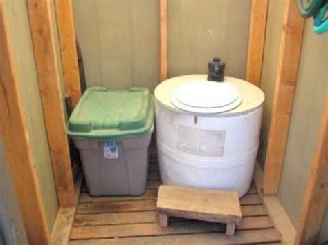 Diy Composting Toilet Youtube by Diy Composting Toilet Part 1 Youtube