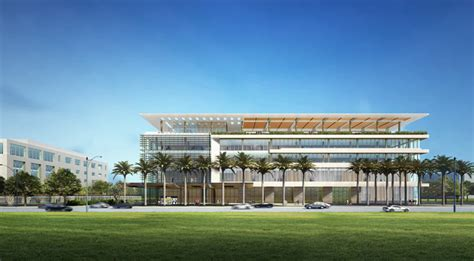 Mba Marketing Hospital In Miami Dade by Grand Opening Of Miami 155 Million Center
