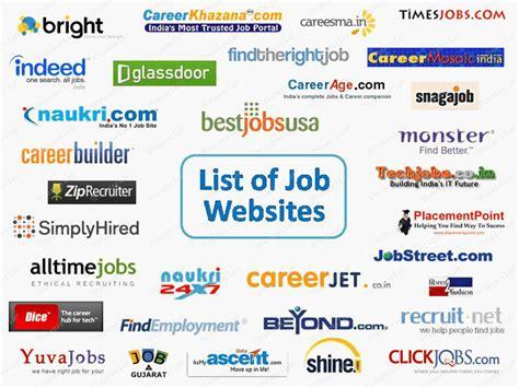 india s top 10 best job sites 2017