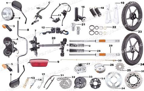 yamaha ybr 125 wiring diagram yamaha pw 80 wiring diagram