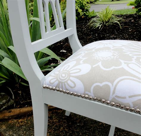 reupholster seat cushion with piping room decor how to reupholster dining room chairs seats