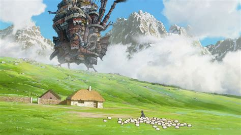 the of howl s moving castle my totoro studio ghibli howl s moving castle