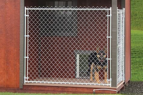 chain link kennel panels chain link shed panels for kennel master link supply