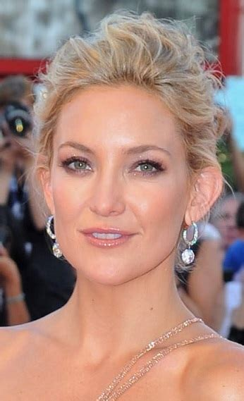 kate hudson updo hairstyles hairstyles kate hudson wispy textured updo