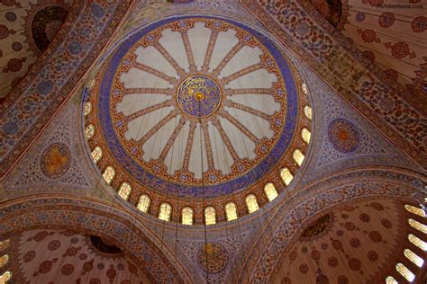 Blue Mosque Ceiling by Istanbul In Photos Blue Mosque Ali S Adventures