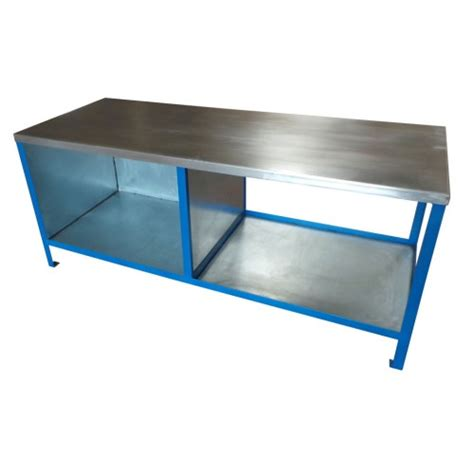 heavy duty table l1800 x w900 x h850 packing tables by
