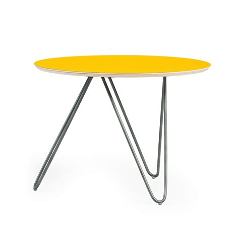 zig zag coffee table r 60 yellow ikershop