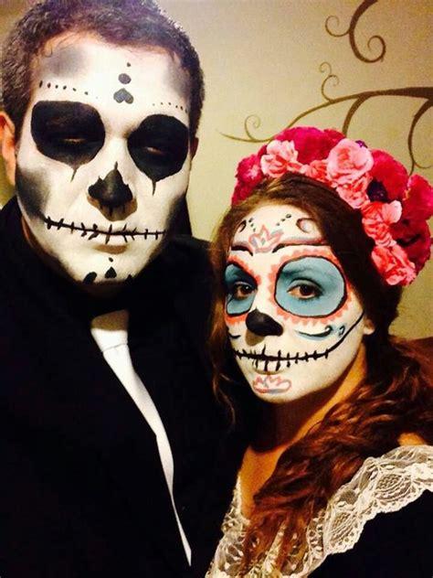imagenes de catrina halloween maquillaje sugar skull disfraces de halloween and