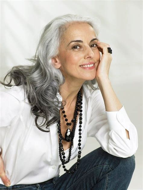 how to manage wory gray hair silver model management agence de mannequins yasmina