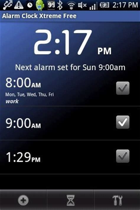 alarm app android android alarm clock app xtreme