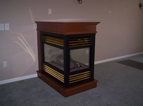 free standing fireplace traditional indoor fireplaces