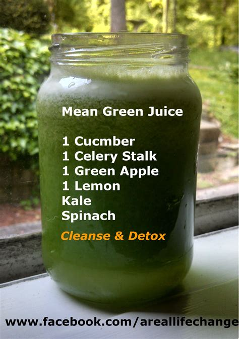 Detox Juice Cleanse On The Go by Green Juice Recipe Nutrition Green