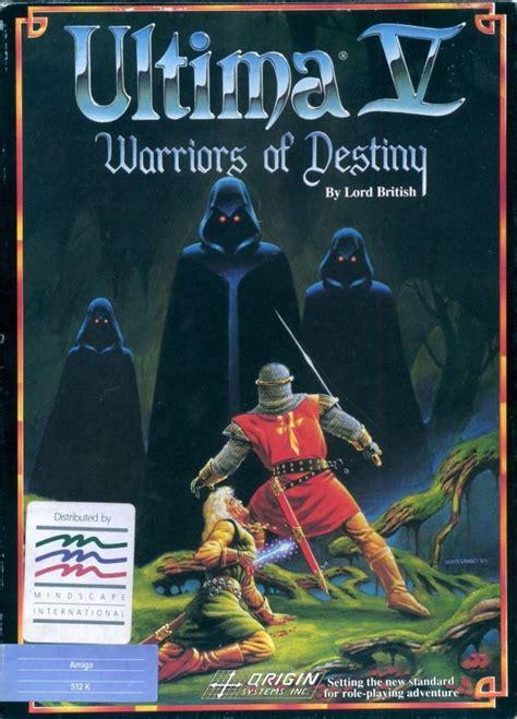 emuparadise the warriors ultima v warriors of destiny rom