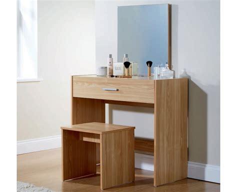 oak bedroom vanity modern bedroom vanity dressing table oak