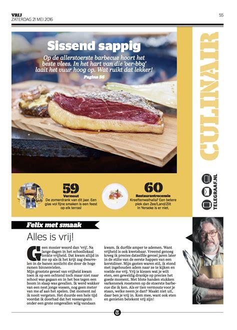 Suplemen Garcia de telegraaf it is vrij a new weekend supplement
