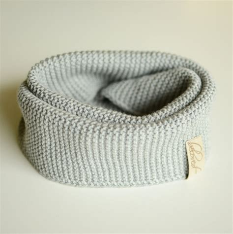 infinity scarf knitted wool scarf warm snood