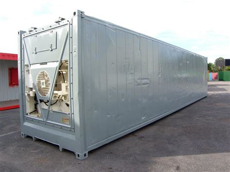 Freezer Container refrigerated containers containers ez