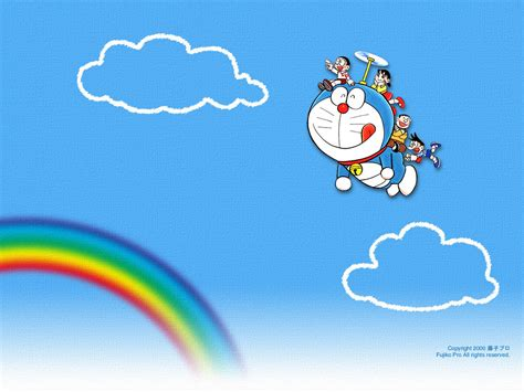 Wallpaper Doraemon Baru miladiyah doraemon wallpaper