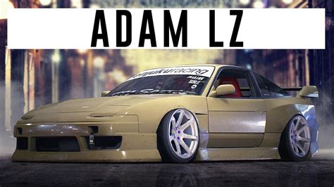 adam lz 240 adam lz s nissan 240 sx in gta 5 remake youtube