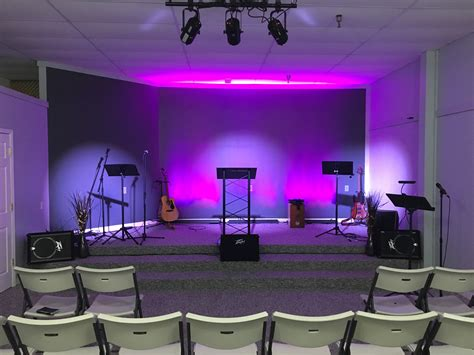 led stage lighting for churches church stage lighting packages church led stage lighting