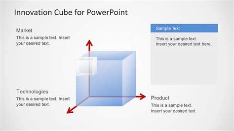 innovative templates for powerpoint 6220 01 innovation cube 6 slidemodel