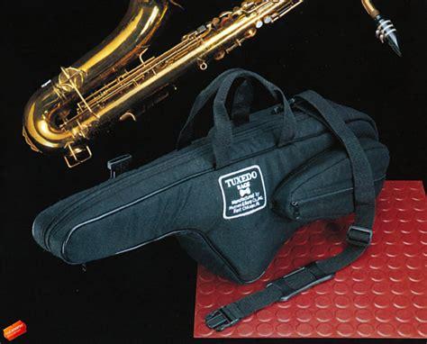 Dr Tenor Saxophone Gigbag tenor saxophone gig bag humes and berg tuxedo